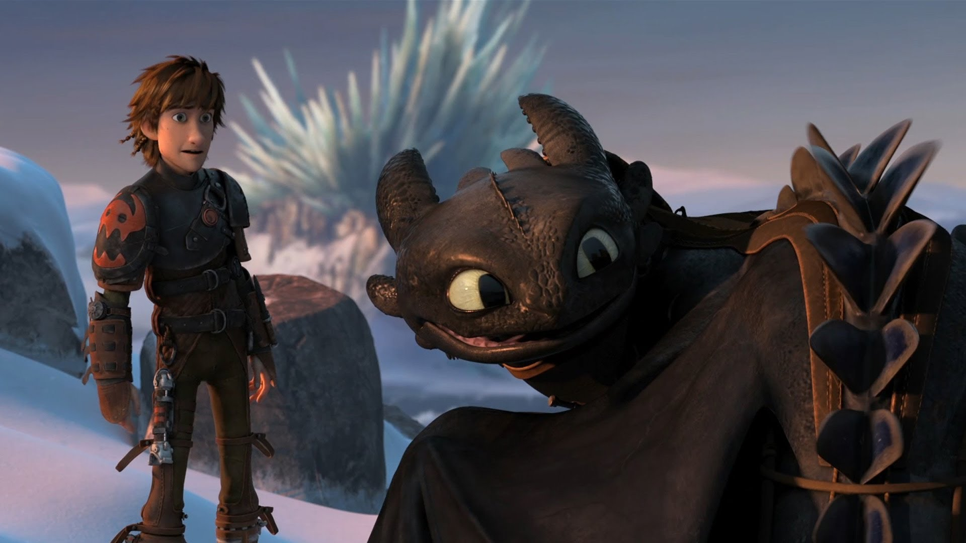 How To Train Your Dragon 2 (2014) Review: Jay Baruchel, Gerard Butler